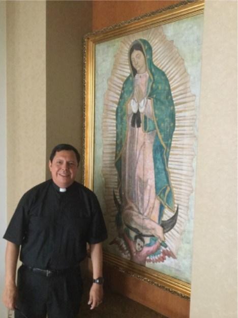 Rev Frank Lopez