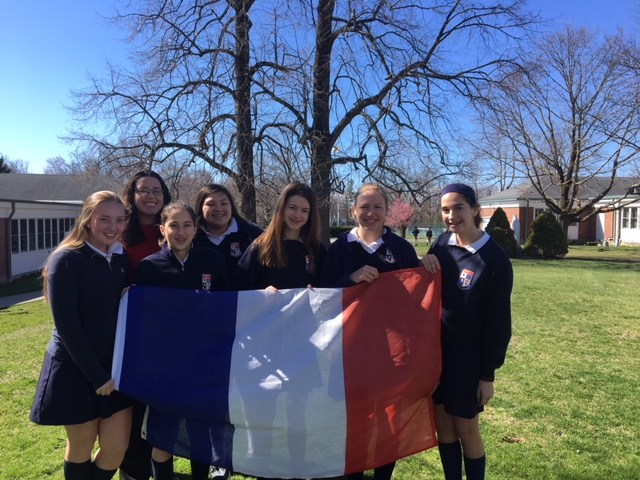 GCS Students Ranked Nationally in Le Grand Concours (National French Contest) Thumbnail Image
