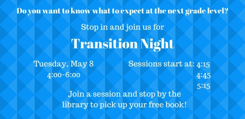 Transition Night