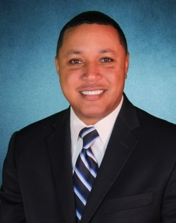 image of Elijah Granger, Interim Superintendent