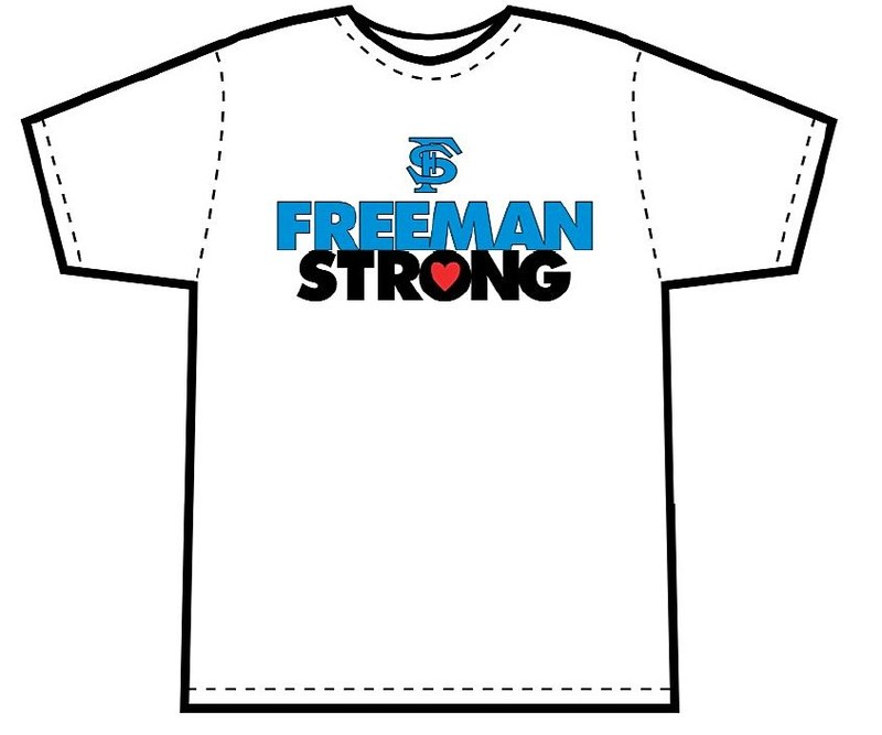 T-Shirts To Support Freeman School District Thumbnail Image