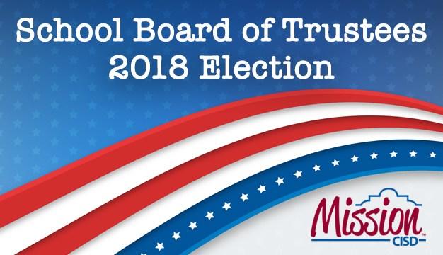 School Board of Trustees 2018 Election