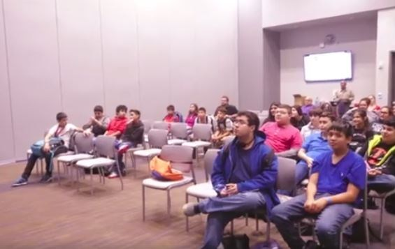 Career Con 2017 hosted for Careers in Texas in Texas Industries Week Thumbnail Image