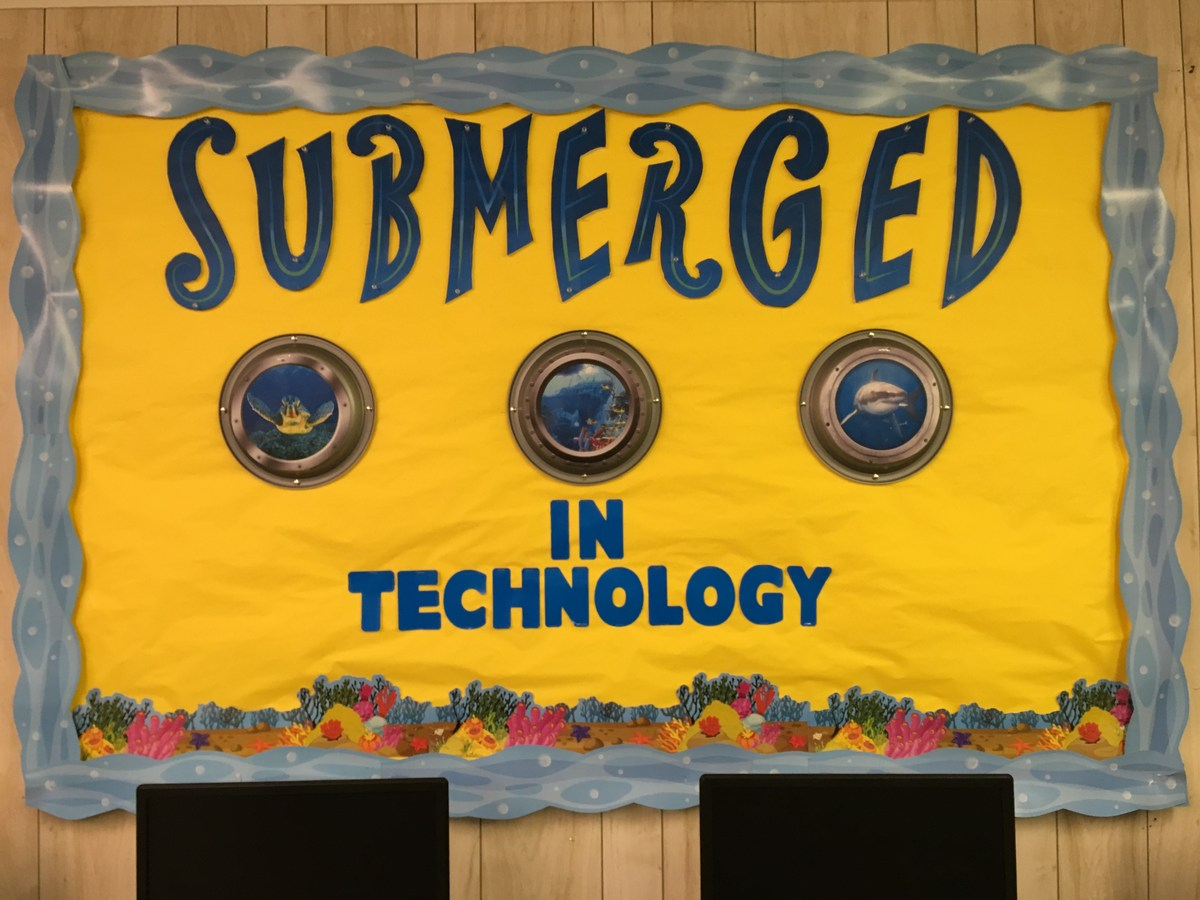 Instructional Computer Lab – Academics – Krotz Springs Elementary School