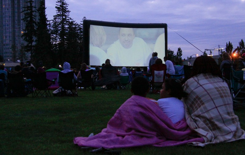 Movie Under The Stars at MMS is Free and Open To All Thumbnail Image