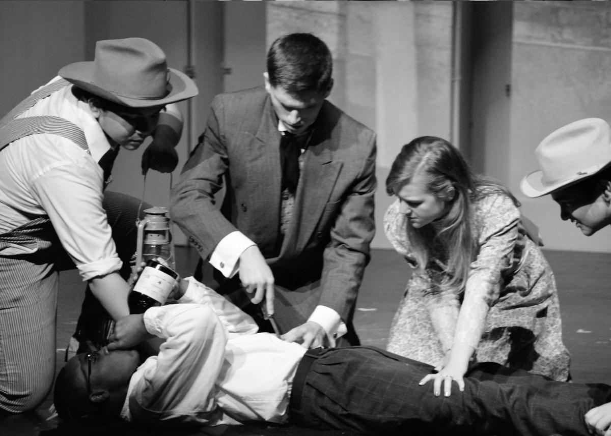 RHS Theatrical Productions – Mr. Vance Sarlow – Randolph High School