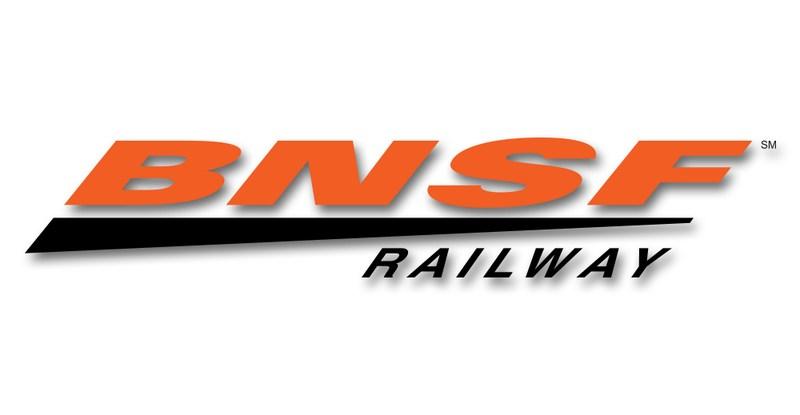 Burlington Northern Santa Fe Railway logo