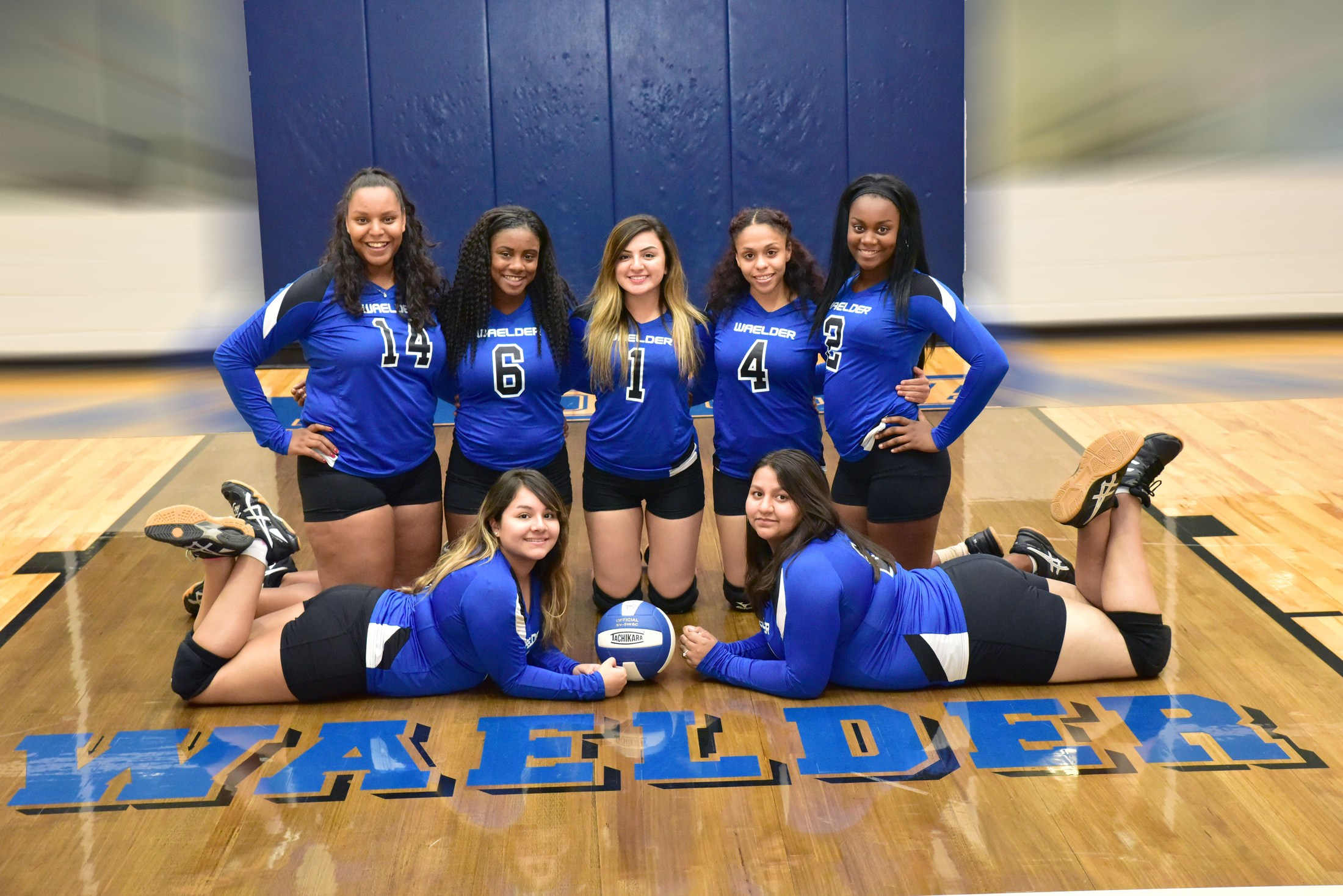 Girl Volleyball JV 2017 - 2018