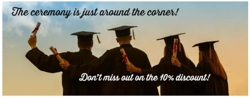 Graduation Ceremony Photo Orders Thumbnail Image