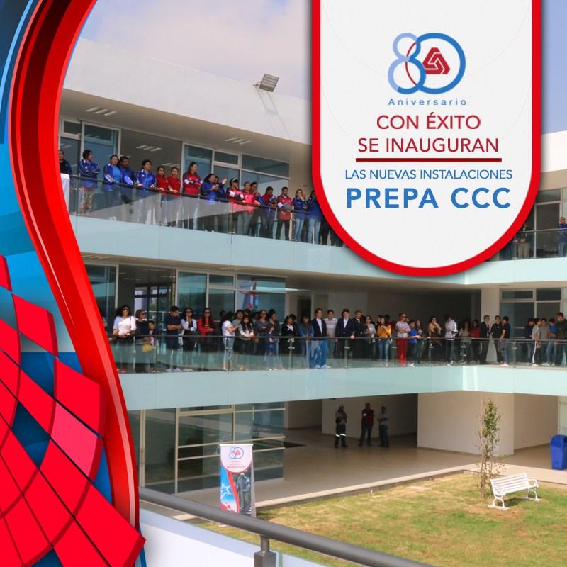 Inauguración Prepa CCC Thumbnail Image