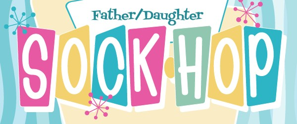 Father Daughter Sock hop theme dance