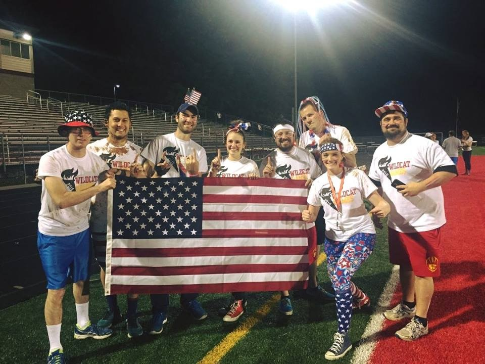 Wildcat Games 2016: Team America!