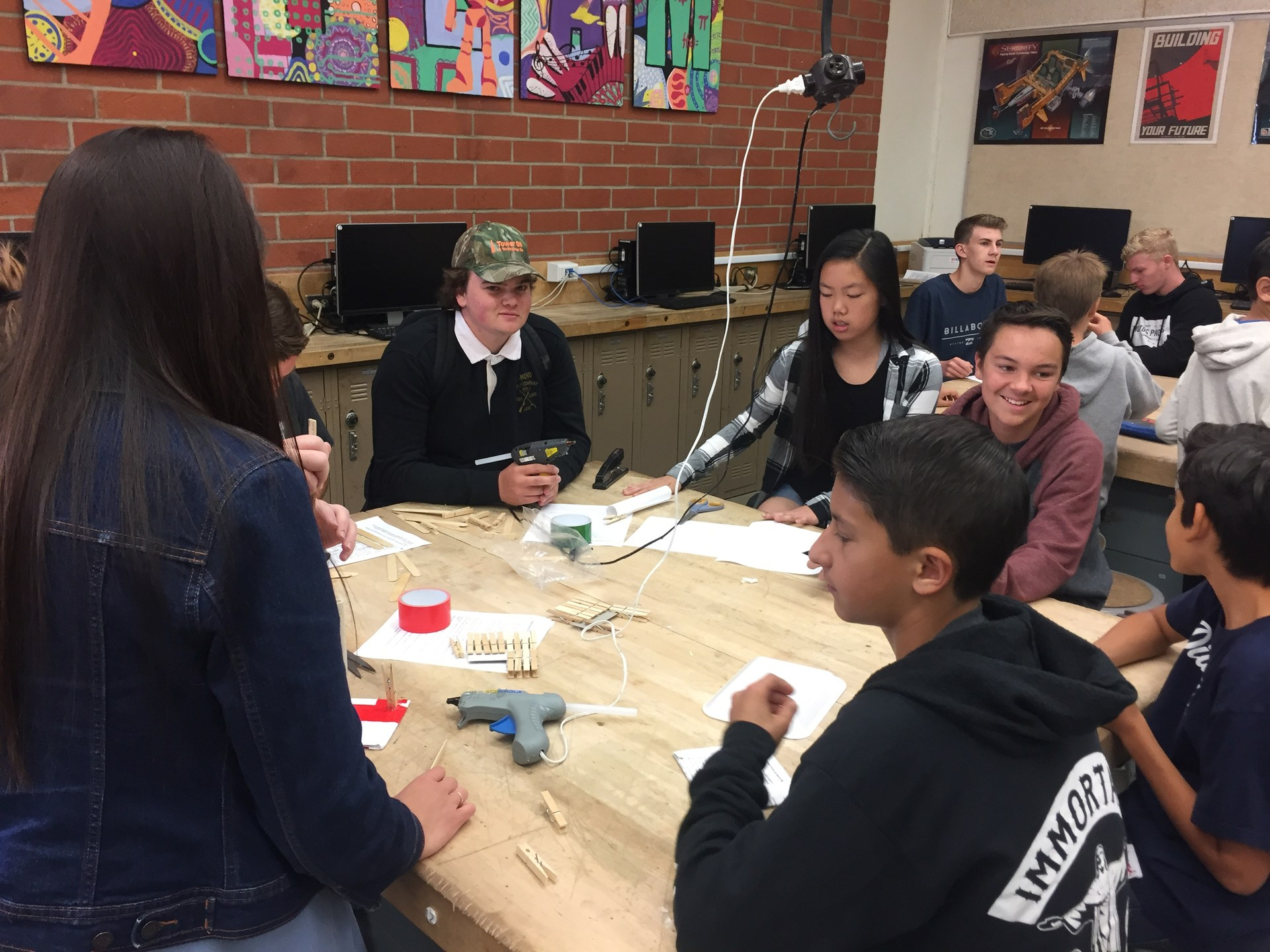 Manufacturing and Product Development Career & College Readiness Hart District