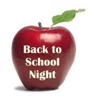 Back to School Night Apple Image