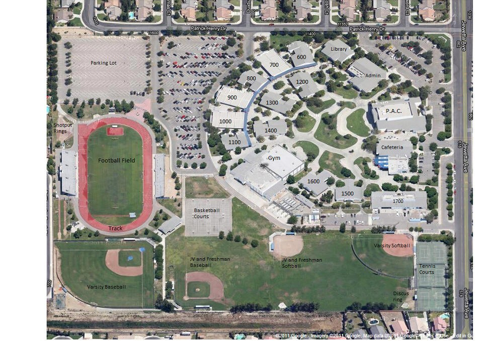 Campus Maps   Miscellaneous   Liberty High School