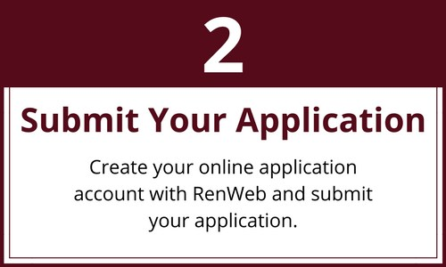 Submit your application