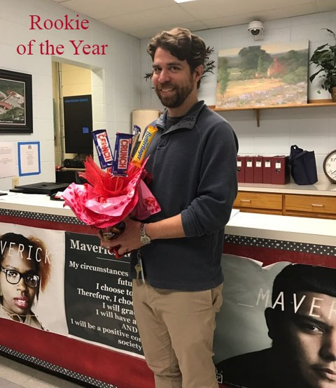 Congratulations to our 2017 Manor Excel Academy Rookie of the Year, Mr. Polk! Thumbnail Image