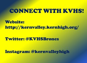 Connect with KVHS!