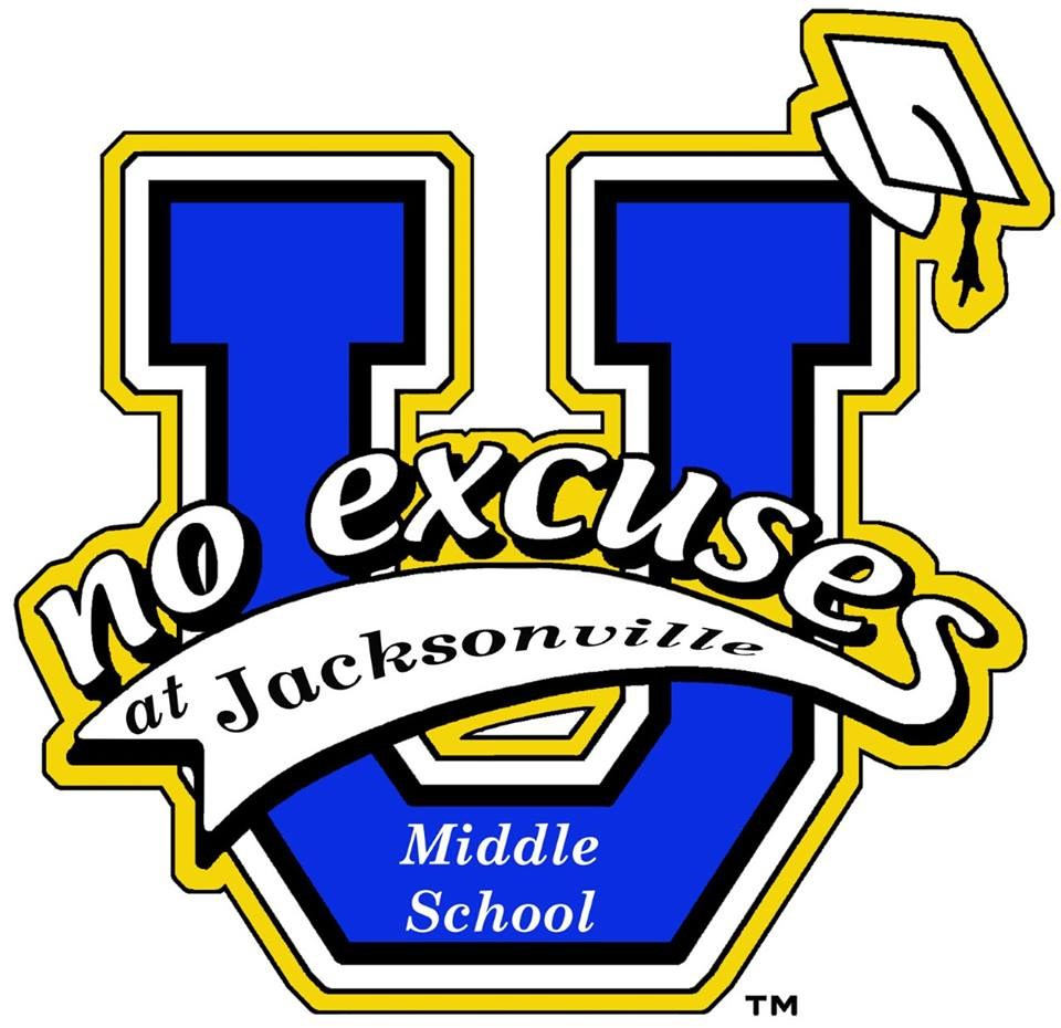 Jacksonville Middle School NEU logo