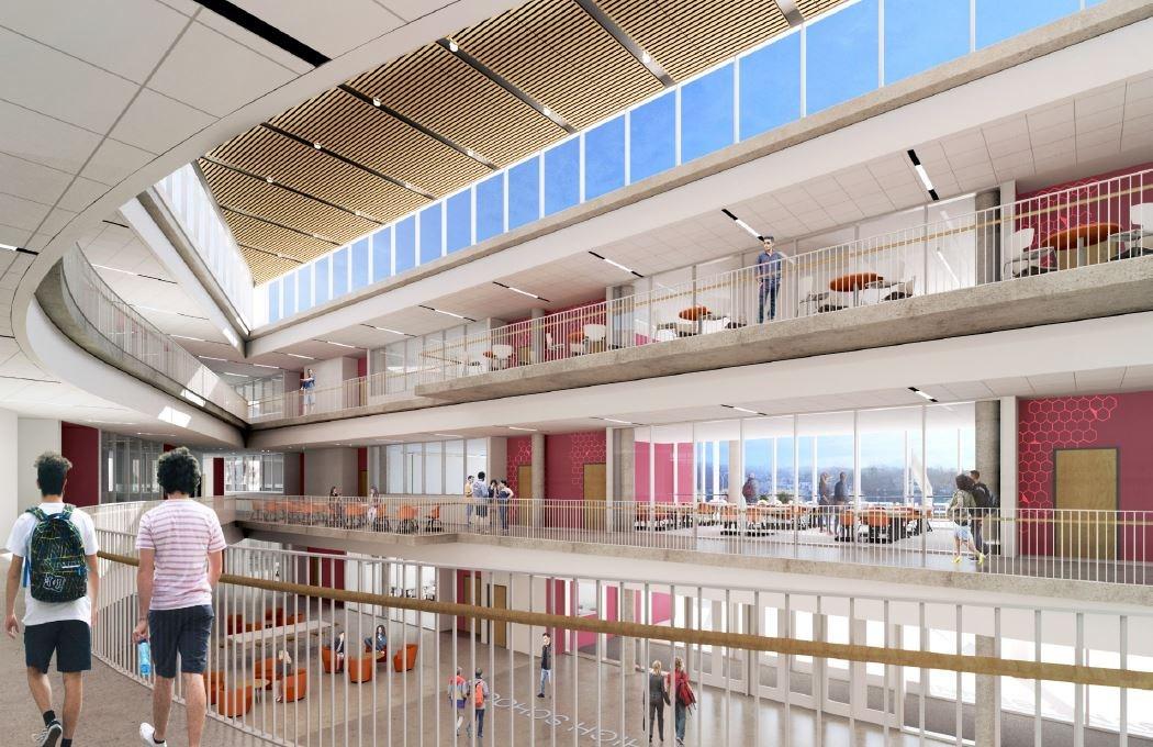 Design Concept: Interior 1