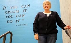 John Colemon Principal Ann Haley