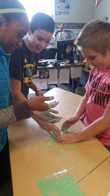 WESTWOOD SCIENCE CLASSES LEARN ABOUT MATTER Thumbnail Image