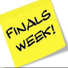 Spring Final Exams June 6-7 ! Thumbnail Image