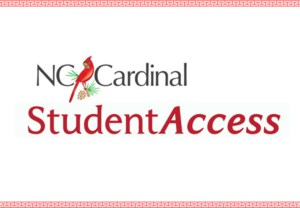 NC Cardinal Student Access Logo