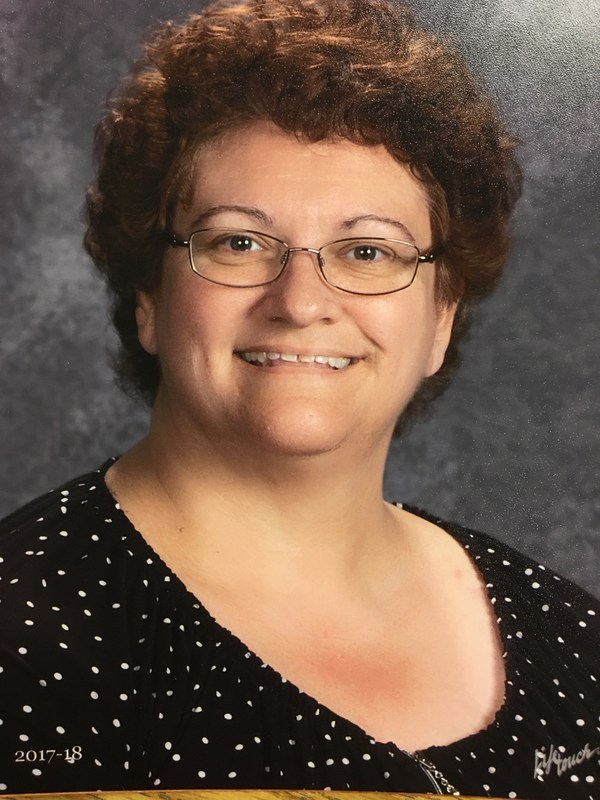 Denise Kasgnoc's school photograph