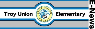 Troy Union eagle logo