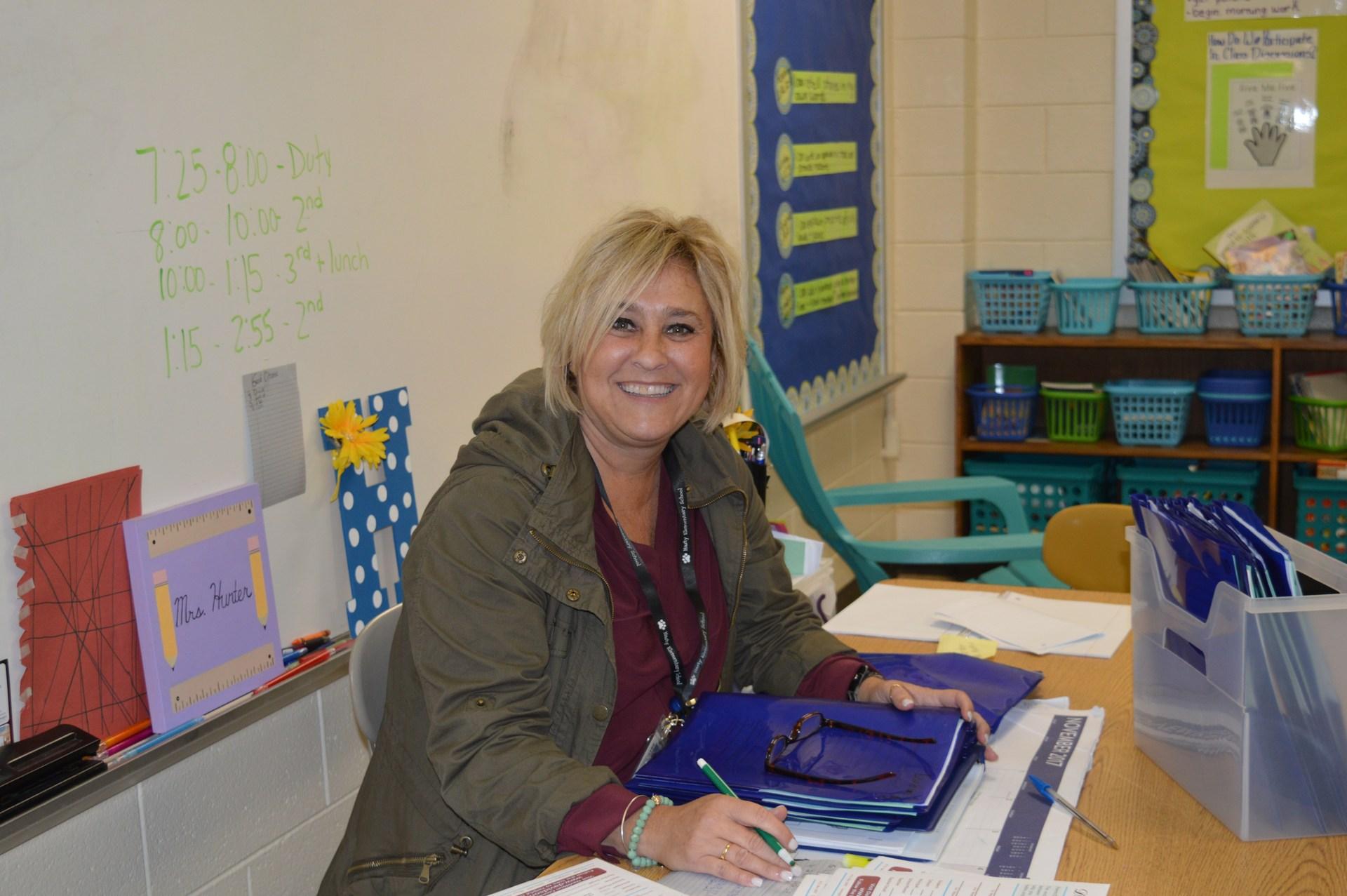 Mrs. Hunter 1