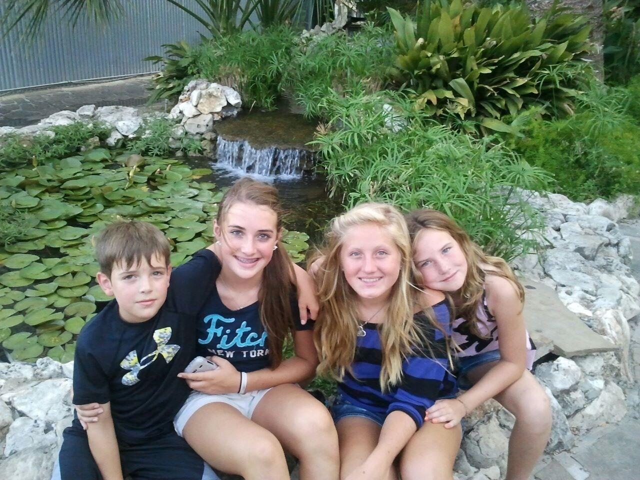 Ms. Schmidt's Family