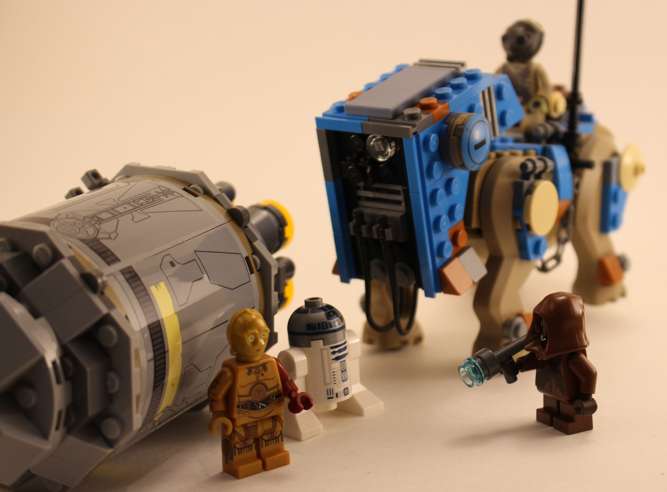 Assorted LEGO Star Wars mini figs & sets
