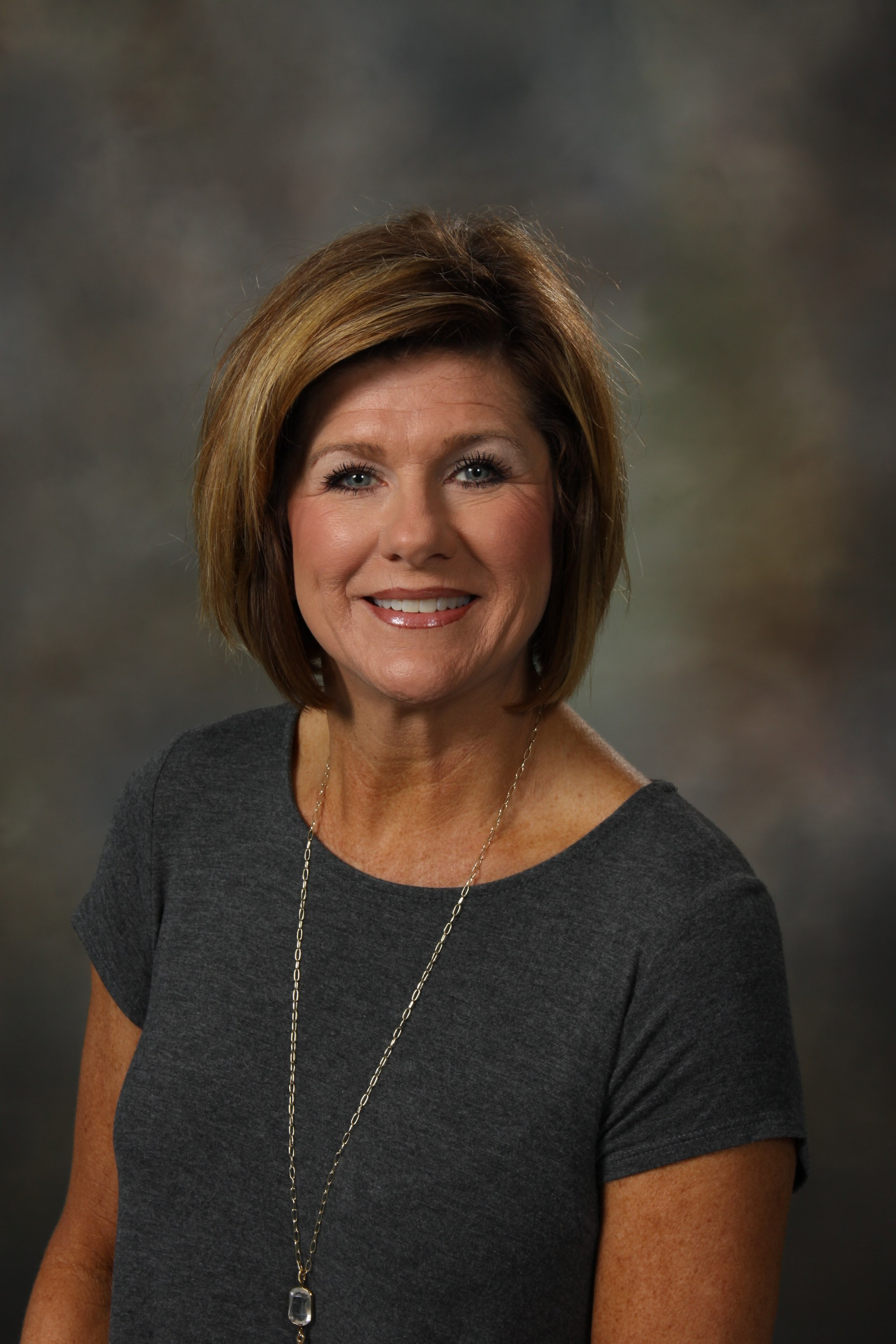 School picture of librarian, Jacque Zimmerman