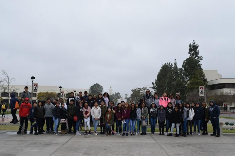 8th Graders visit San Diego! Thumbnail Image