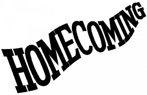 Homecoming words
