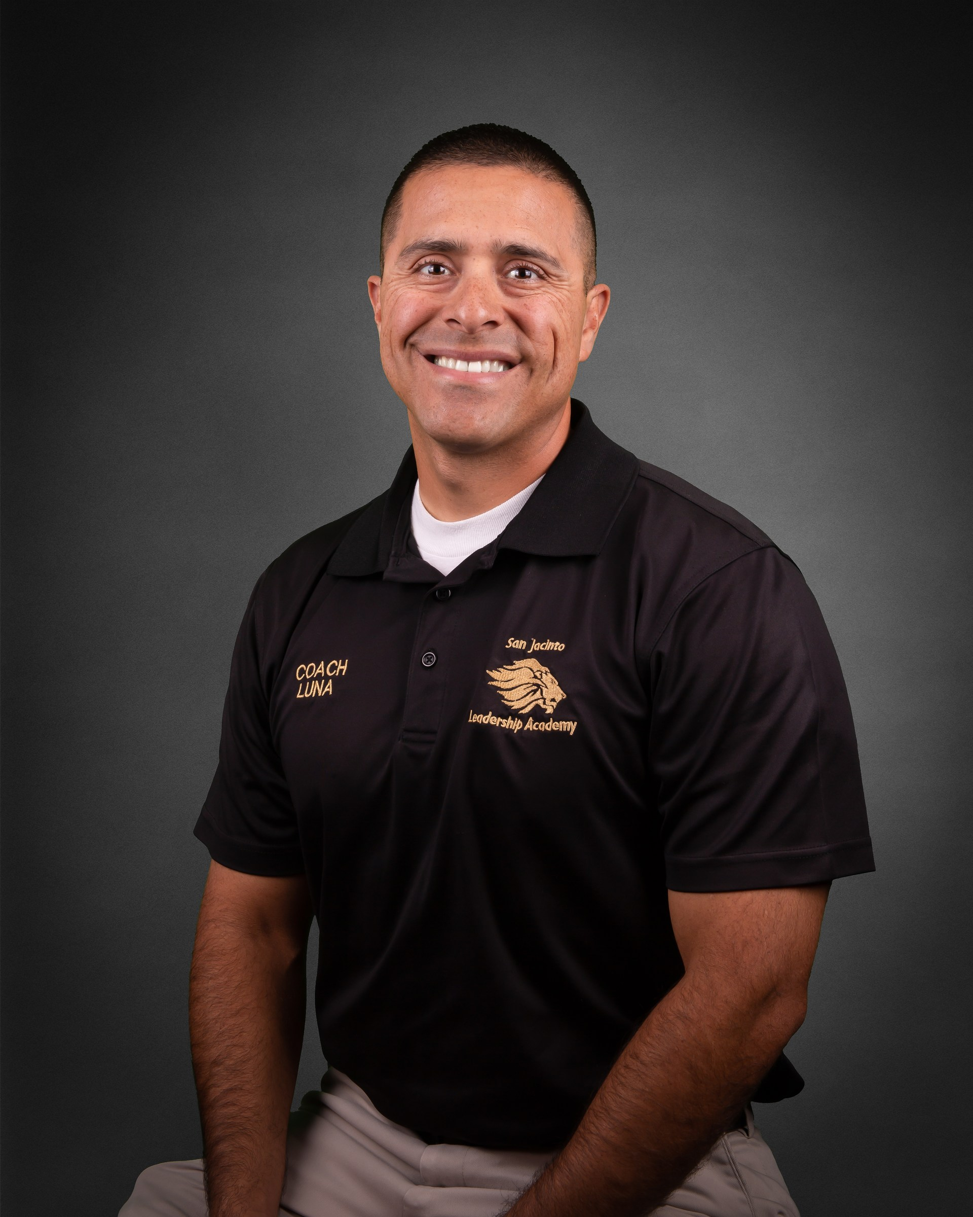 Michael Luna - District Teacher of the Year