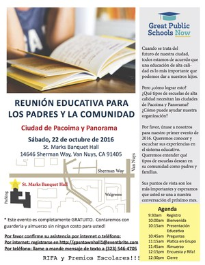Pacoima Panorama Town Hall 2016 Spanish.jpg