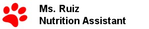 Ms. Ruiz - Nutrition Assistant
