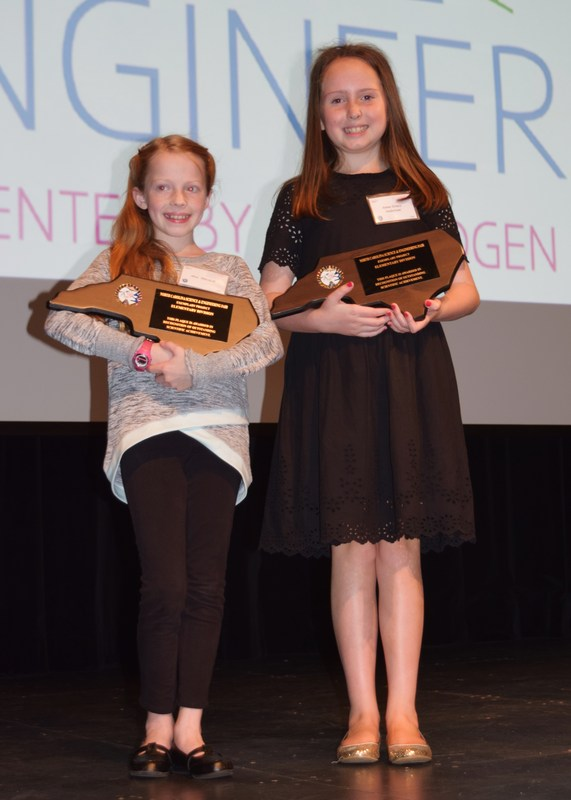 Two Wilkesboro Students Receive Exemplary Award at State Level Thumbnail Image