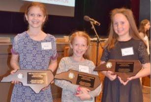 NC State Science Fair Award Winners Thumbnail Image