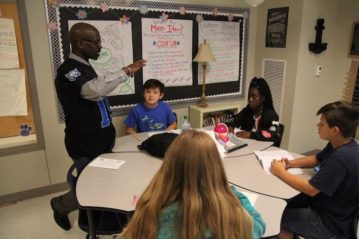 Dr. Royce Avery Participates in Watch D.O.G.S. Program at ShadowGlen Elementary Thumbnail Image