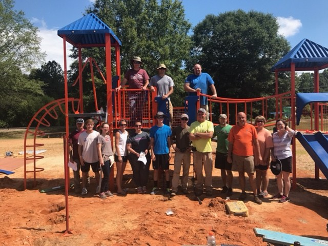 Team Builds Playground