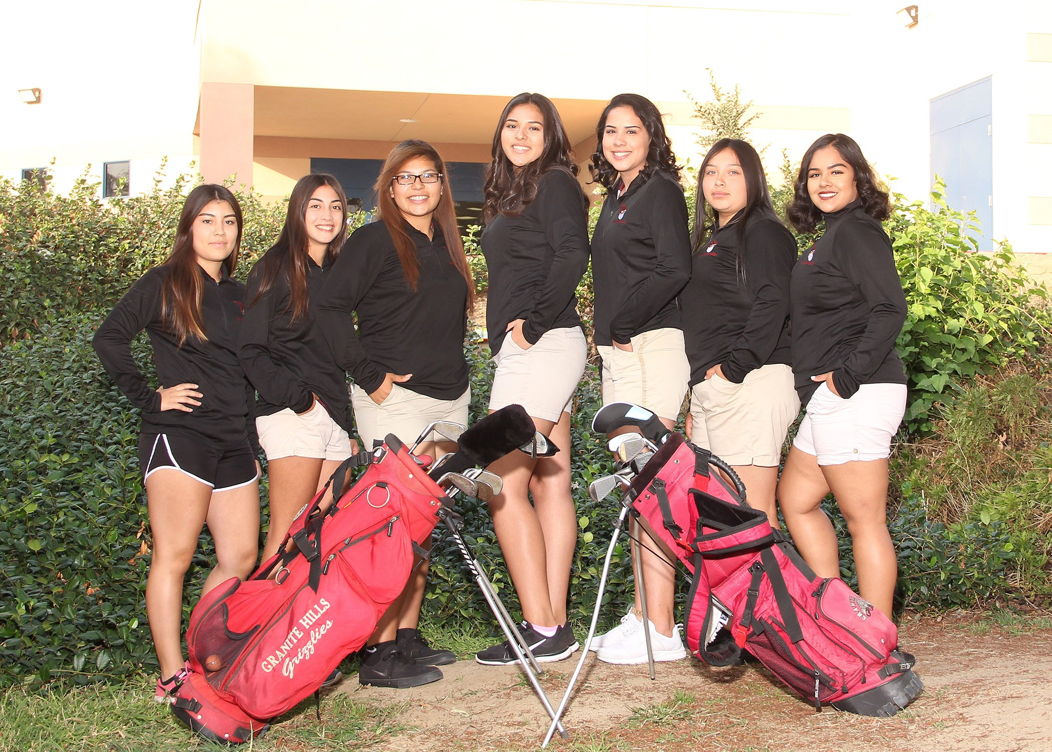 Lady Grizzly Golf