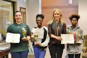 VMS Student Winners.