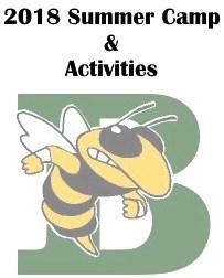 2018 Summer Camp and Activities Thumbnail Image