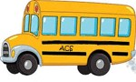 clipart of school bus