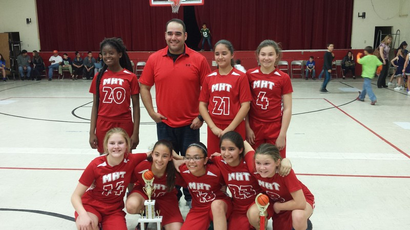 JV Girls Sweep Basketball Championships Featured Photo