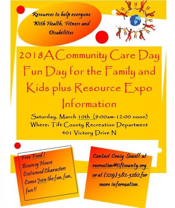 A Community Care Day Featured Photo