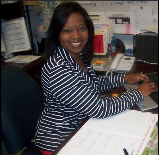 Principal Jessical Coleman